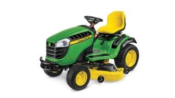 E170 Lawn Tractor
