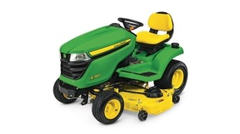 X380 Lawn Tractor with 48-in. Deck