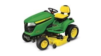 4-Wheel Steering Lawn Tractors