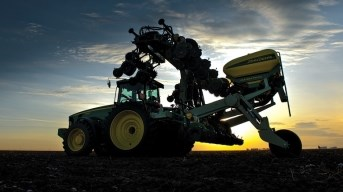 DR8 Twin Row Planter