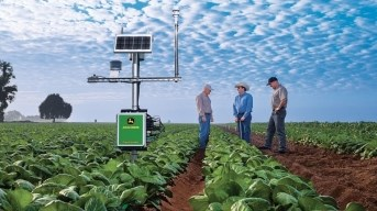 John Deere  Field Connect™