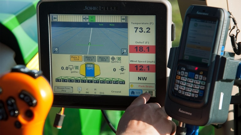 John Deere Mobile Weather