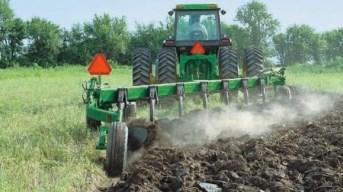 3710 Moldboard Plow