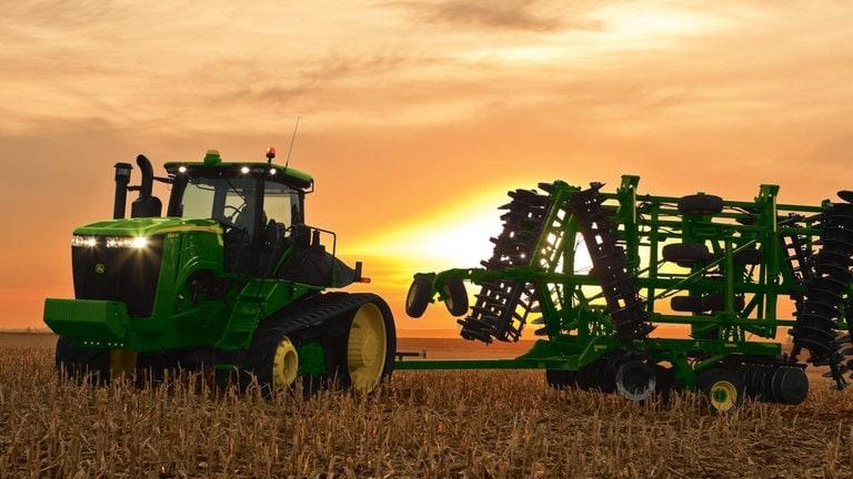 9520RT Tractor