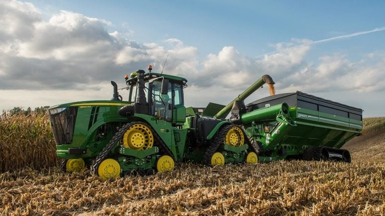 9520RX Tractor