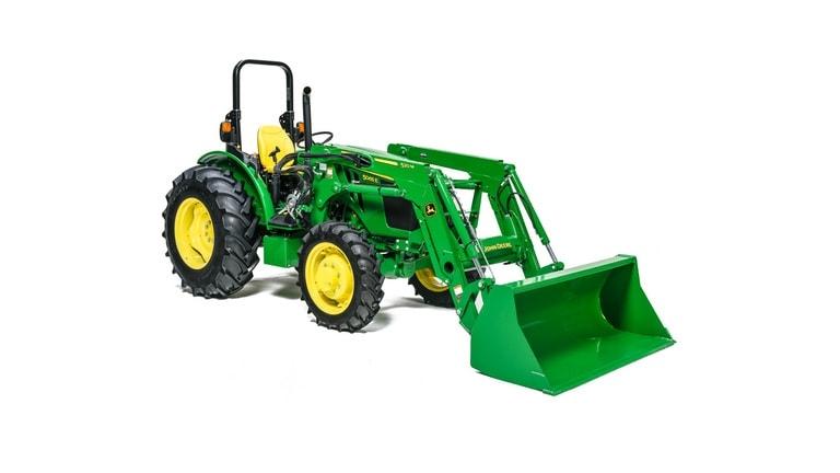 5065E Utility Tractor