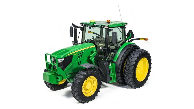 Row Crop Tractors