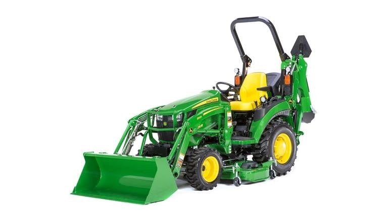 2025R Compact Utility Tractor