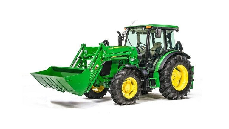 5085M Utility Tractor