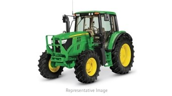 6120M Utility Tractor