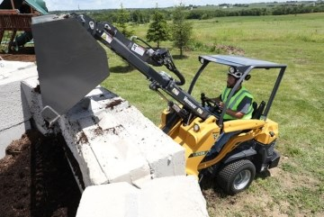 ATX530 COMPACT ARTICULATED LOADERS